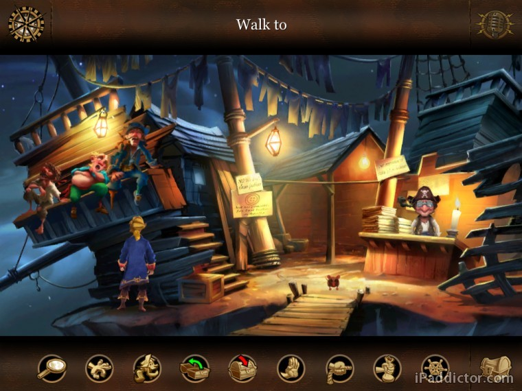 Latest Adventure Games for iPad, iPhone and iPod reviewed on